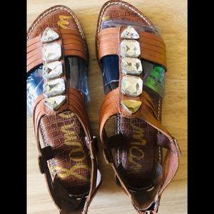 🌺Sam Edelman gladiator sandals.